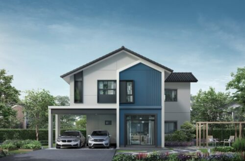 บ้านจัดสรรในเมืองภูเก็ต