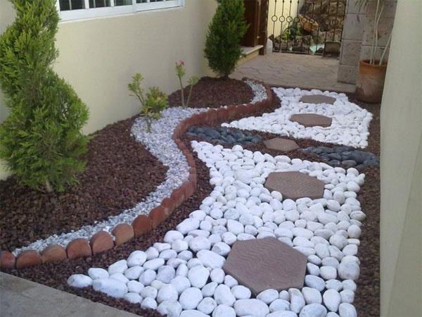 เติมแต่งสวนหลังบ้าน